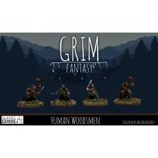 15mm Grim Fantasy - Woodsmen