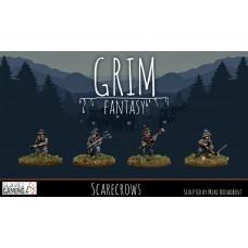15mm Grim Fantasy - Scarecrows
