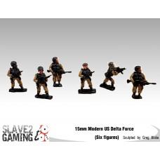 15mm Modern US Delta Force