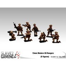 15mm Modern US Army Rangers