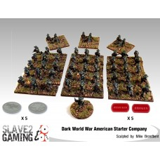 Dark World War Starter set - American