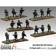 American Expeditionary Force Infantry