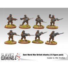 British Infantry Pack