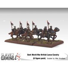 British Lancer Cavalry