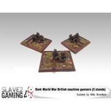 British Heavy Machine Gun Pack