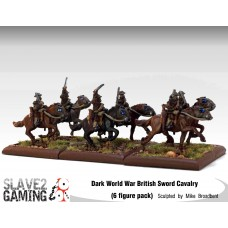 British Swordsman Cavalry