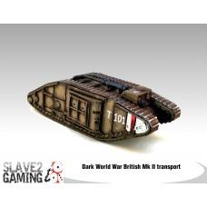 British Mk II Light Transport