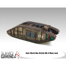 British Mk II Light Tank