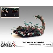 Hell Spawn - Hell Tank Alpha
