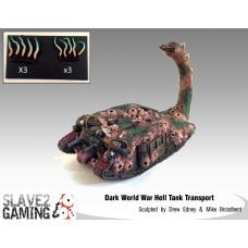 Hell Spawn - Hell Tank transport
