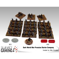 Dark World War Starter set - Prussian
