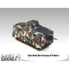 Prussian A7V Mk1 Tank