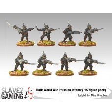 Prussian Infantry Pack