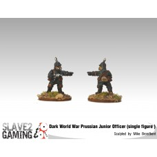 Prussian Junior Officer