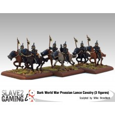 Prussian Lancer Cavalry