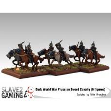 Prussian Swordsmen Cavalry