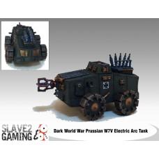 Prussian W7V Electric Arc Tank