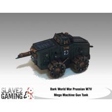 Prussian W7V Mega Machime Gun Tank