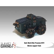 Prussian W7V Mortar Support Tank