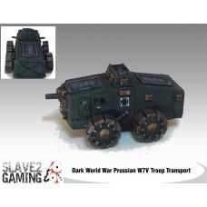 Prussian W7V Troop Transport