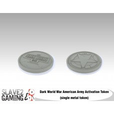 Dark World War Activiation Token - American