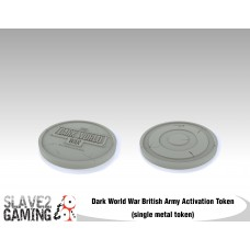 Dark World War Activiation Token - British
