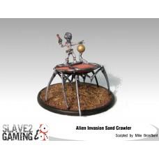 Alien Invasion Sand Crawler 28mm
