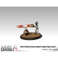 Alien Invasion Heavy Weapon 28mm