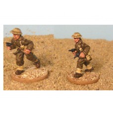 28mm Bardia -  Officer & Character