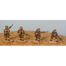 28mm Bardia - Advancing