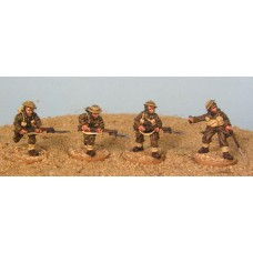 28mm Bardia - Attacking