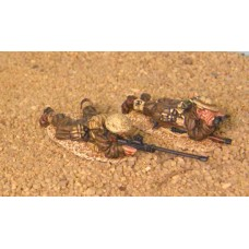 28mm Bardia -  Boys Anti Tank Gun