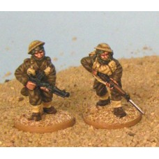 28mm Bardia -  Bren Advancing