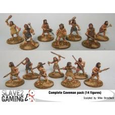 Complete Cavemen pack