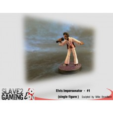 28mm Elvis Impersonator #1