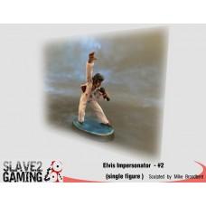28mm Elvis Impersonator #2