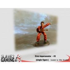 28mm Elvis Impersonator #3