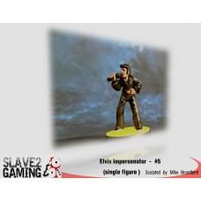 28mm Elvis Impersonator #5
