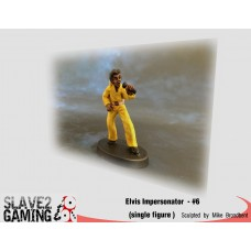 28mm Elvis Impersonator #6
