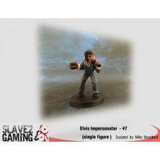 28mm Elvis Impersonator #7