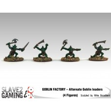 GOBLIN FACTORY - Alternate Leaders
