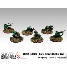 GOBLIN FACTORY - Heavy Armoured Goblins with Bows