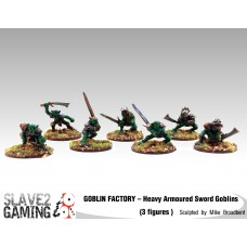 GOBLIN FACTORY - Heavy Armoured Goblins with Swords