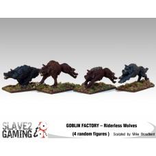 GOBLIN FACTORY - Riderless Wolves