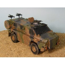 28MM AUSTRALIAN BUSHMASTER PROTECTED MOBILITY VEHICLE  1:56 SCALE