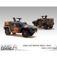 28MM HAWKEI LIGHT PROTECTED MOBILITY VEHICLE 1:56 SCALE