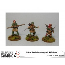 Robin Hood Character Pack 1 28mm