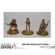 Robin Hood Character Pack 2 28mm