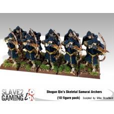 Undead Samurai Skeleton Archers