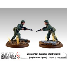 VIETNAM WAR - Australian 54mm range - Infantryman #2
